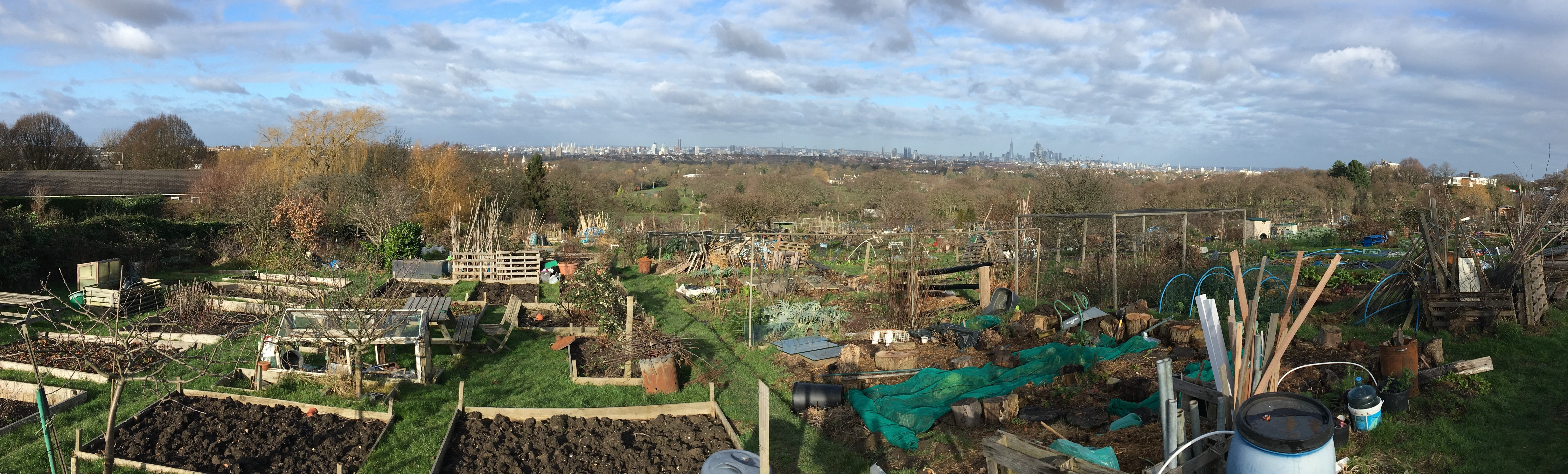 GRANGE LANE ALLOTMENTS